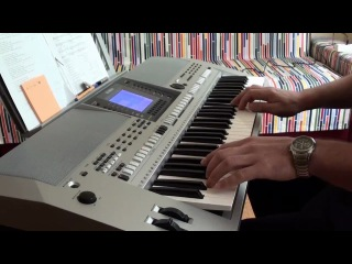 гр.Сектор Газа - Лирика  Keyboard Yamaha PSR-S700.mp4