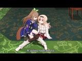 Игровое гиперпространство Нептунии / Hyperdimension Game Neptune The Animation (SUB) - 4 серия