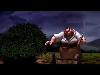 Живой лес / El bosque animado (2001)