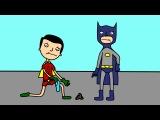 Помоги мне Бетмен! нет нупажалуста нет ну аноже ваняэт как какашка
