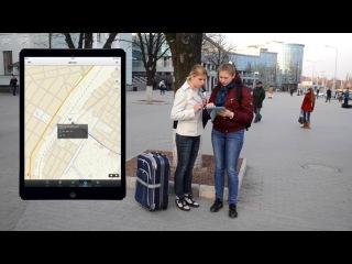 Презентационный ролик картографического сервиса 2GIS