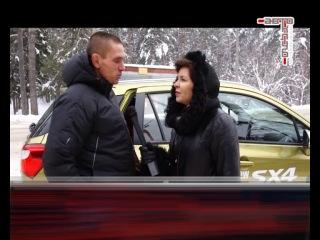 Тест-драйв New SX4 - Suzuki-клуб Нижний Новгород - Автоклуб, 18 декабря 2013г.