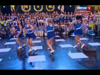 Большие Танцы 7 выпуск (20.04.2013) на КИМ ТВ