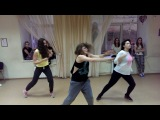 Choreo by Christina Perminova (Basement Jaxx feat. Lisa Kekaula - Good Luck)