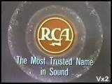 RCA spokesman Vaughn Monroe- Living Stereo Records &amp radios