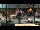 Drew Blood, Matt Tremont, Ron Mathis & Rory Mondo vs. Danny Havoc, Devon Moore & Lucky 13 - [CZW Cage Of Death XV][14.12.2013]