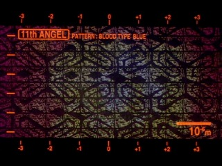 Евангелион / Neon Genesis Evangelion. Драма (1995) Сезон 1. Серия 13