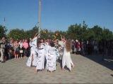Танец на Первом звонке в ЗОШ№1
