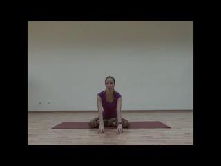 Сукшма-Вьяяма или суставно-сухожильная гимнастика с Ольгой Фаерман