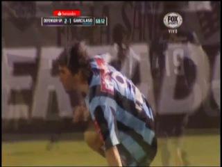 Либертадорес 2014 Дефенсор Реал Гарсиласо 2 тайм