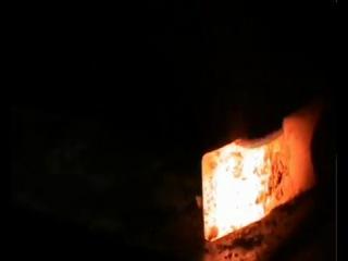 Ковка плотницкого топора (короткая версия)