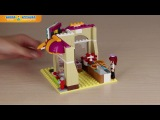 Конструктор LEGO Friends (Лего Френдс) «Центральная кондитерская»