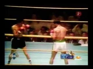 1969-08-22 Ruben Olivares vs Lionel Rose (WBC WBA World bantamweight title)