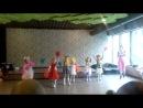 Финал Dance Day номинация Группы. World Gym Ферганская Танец с помпонами. Хореограф-постановщик Насыпова Ирина