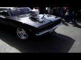 DODGE CHARGER 1968 AT THE SEMA SHOW 2011