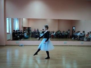 танец с колокольчиками. исп. Полина Подкопаева