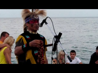 Alborada Del Inka Pow wow dance.