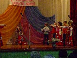 Танец Семечки 1 класс