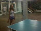 Тенисная дуель