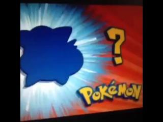 Who's that Pokemon?- It's PIKACHU!