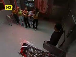 Фактор страха, 4 сезон 33 серия