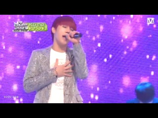 121220 Mcountdown Backstage • Sunggyu cut