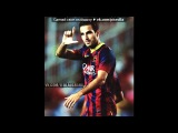Со стены Я там, где Барселона ! под музыку Фаны барсы! - Гимн футбольного клуба барселоны сокращено BACA. Picrolla