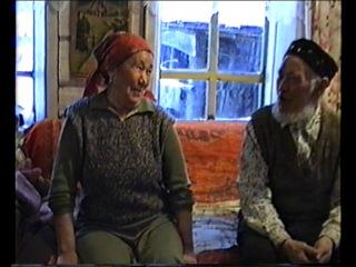 Муксинов Яһүдә һәм Муксинова Рәйсә, 1998 ел. Бердәнбер видео.