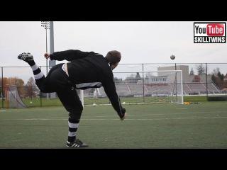 Главное в футболе - техника!!!