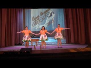 Русский народный танец - Валенки (стилизованный)
