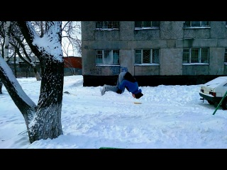 Diman Frolov- My first winter clip