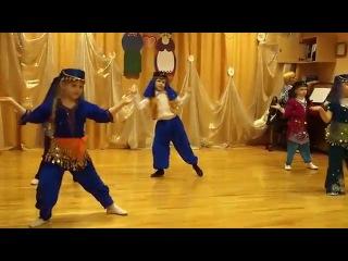 Детский+танец.+_Восточные+сказки_