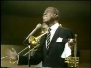 Louis Armstrong - What a wonderfull world