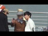 [FANCAM] 130404 Roy Kim - Kookmin Credit Card CF Filming #4