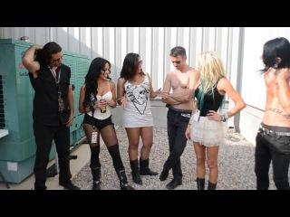 Butcher Babies Interview at Metal Mayhem