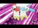 Покемон : Победители лиги Синно - 13 сезон 5 серия