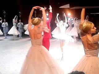 Дарья Хохлова и Артемий Беляков в балете