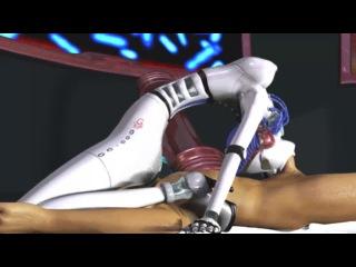 3d порно робот женщина