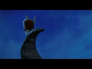 Монстры на каникулах (десантура) лучьший момент фильма.)))