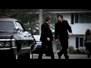 Сверхъестественное / Supernatural: 1 сезон 14 серия - Ночной кошмар