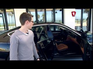 Автомобиль BMW 3 GT (БМВ 3 GT). Видео тест-драйв