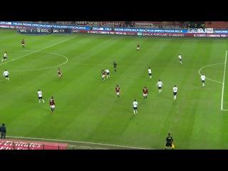 AC Milan 1-0 Bologna [Balotelli][acmilan-hd.blogspot.com]