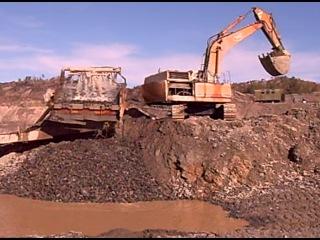 Добыча золота старательская артель Золото Сибири 2010 Верхний Шарагорахорн