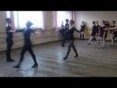 Русский танец. Сясьская кадриль