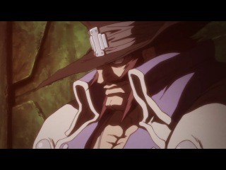 Триган: Переполох в Пустошах / Gekijouban Trigun: Badlands Rumble / 劇場版TRIGUN(トライガン)-Badlands Rumble- [2010]