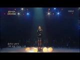 Baek Ji Young - City Clown (By Park Hye Sung) @ Immortal Song The Rival (11.01.14)