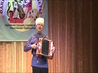 Поет Сергей Лихолат