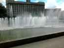 поющий фонтан в Питере