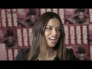 Adriana Lima Chats Victorias Secret Fashion Show and Coconut Water Fashion Week Spring 2014