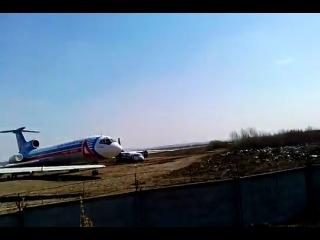 Списанные самолеты уральских авиалиний.mp4